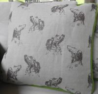 Emily Bond piped cushion cover - GBP25